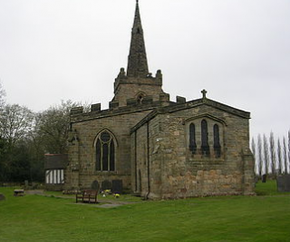 St. Mary the Virgin, Weston-on-Trent